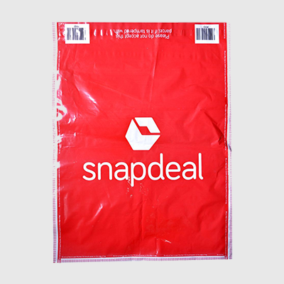 Tamper Evident Poly Mailers